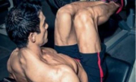 5 ασκήσεις για προπόνηση τετρακεφάλων