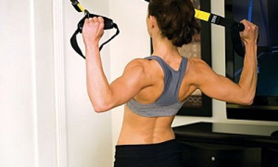 All about TRX yoga workout
