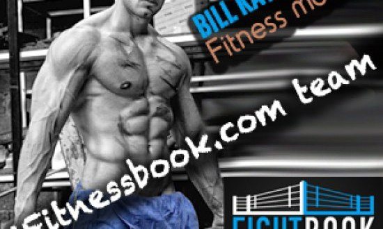 Bill Katsimenis Fitness model Personal trainer & nutrition consultant / iFitnessbook team