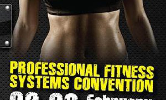 Professional Fitness Systems Convention